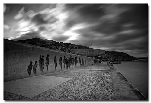 Mediterráneo (11) by Andrés Ñíguez