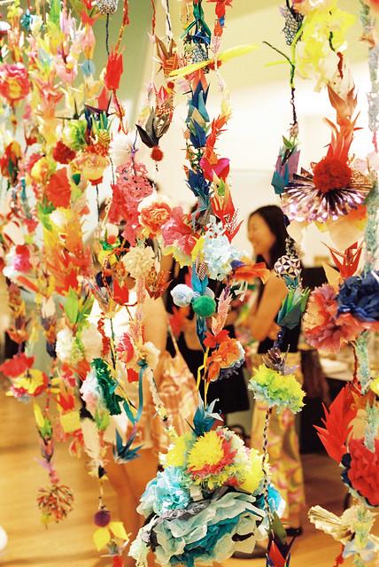 Tsuru Project- Tanabata Festival NYC 2011