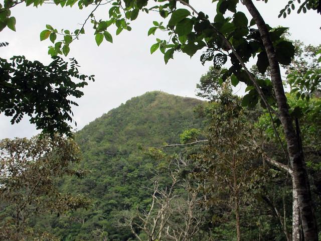 trekking the India Dormida