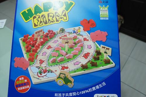 [元氣妞愛桌遊] Happy Farm