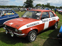 MAY 1974 AUSTIN ALLEGRO 1748cc SOC292M (Midlands Vehicle Photographer.) Tags: austin 1974 day rally may august peterborough 07 08 allegro spares bl 2011 1748cc soc292m