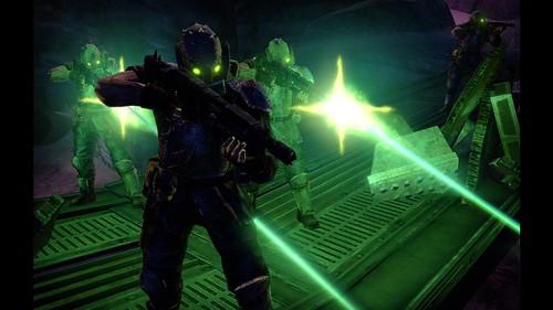 Devs Talk About Space Marine Campaign, Show Us Orcs