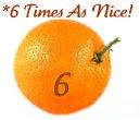 6 times as nice