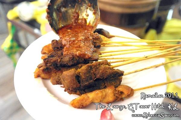 Ramadan buffet - GTower Hotel KL-10