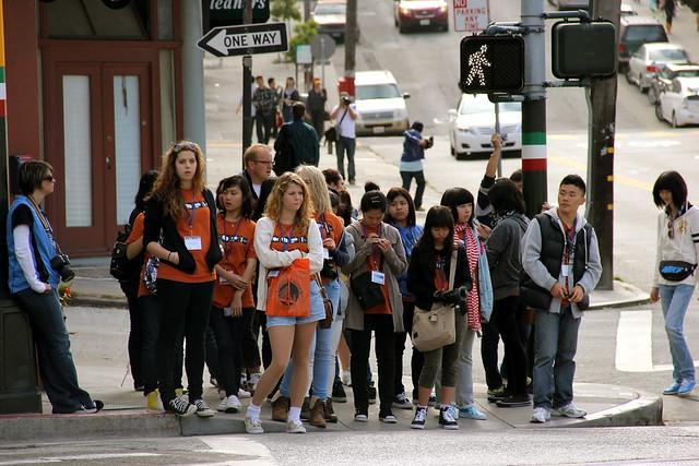 San Francisco! CIEE USA High School Orientation