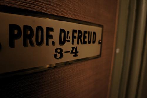 2011.06: Casa do Freud, Viena, Áustria