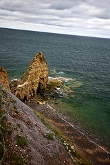 la pointe du hoc 2 (sylvain.landry) Tags: travel family sky france art beach nature canon photography eos photo lomo europe bestof raw photos 5d omaha normandie dslr guerre reims wer 1944 sylvain landry mkii iiwar remois 5dmkii eos5dmkii sylvainlandry nomrmandy