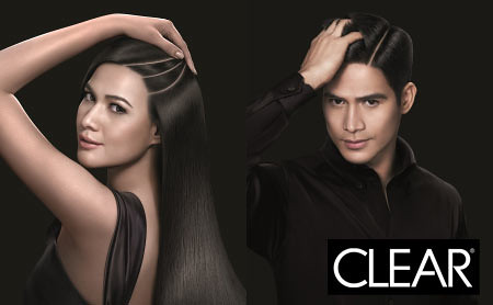 Bea Alonzo and Piolo Pascual trust Clear over any other anti-dandruff shampoo - PinayReviewer.com