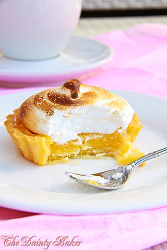 Mango Lemon Meringue Tartlettes-19