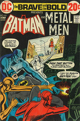 The Brave and The Bold #103 (micky the pixel) Tags: comics comic heft dc thebraveandthebold batman metalmen nickcardy