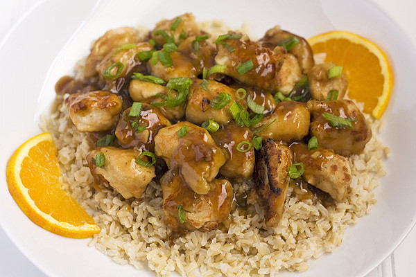 Take-out at Home: Orange Chicken