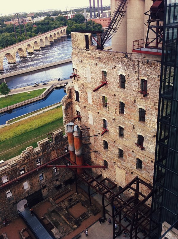 iPhone Photos: Mill City Museum