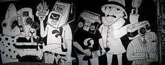 unknown mural (the stitchuation) (setlasmon) Tags: new york nyc streetart newyork photography graffiti seth mural chelsea photos walkabout photoediting newyorkers artart twitter rareform setlasmon sethalexanderlassman sethlassman setalexandor