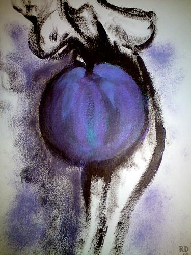 My Sweet Blue Apple