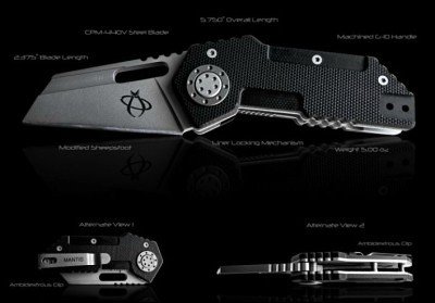 Mantis Knives