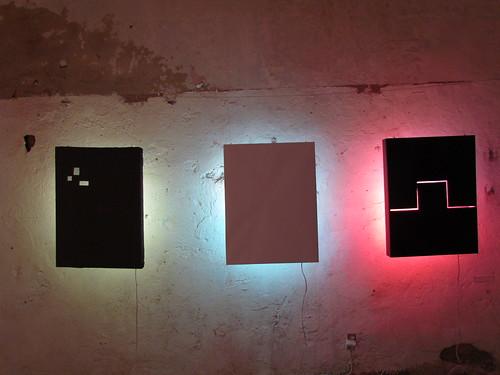 "Veiko Klemmer: ""Light Constructions: Mono, Prototype, Screen"""