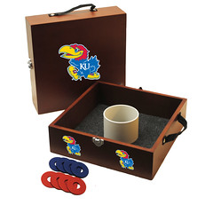 Kansas Jayhawks Washers Toss Game