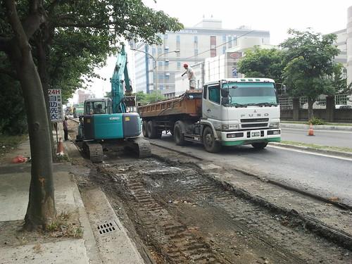 Never Ending Road Work