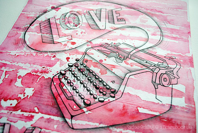 Love Typewriter 2