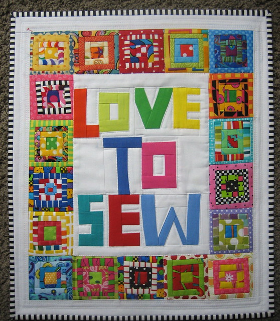 """Love to Sew"""