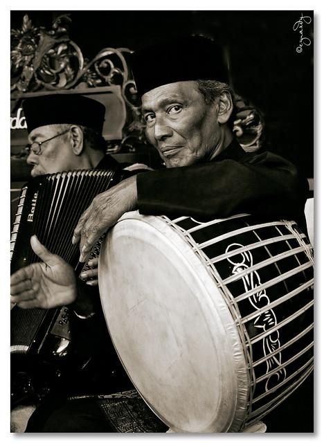 Gendang Melayu V. B&W
