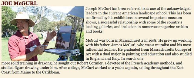 McGurl - wwm bio