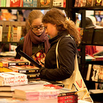 Children's Bookshop Browsing