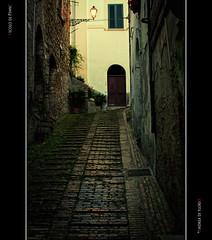 Penne - Vicolo (Andrea di Florio (5,000,000 views)) Tags: santa san maria centro chiesa vicolo penne francesco abruzzo cattedrale storico vicoli chiese centri storici andreadiflorio