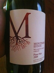 2009 Montinore Estate Pinot Noir