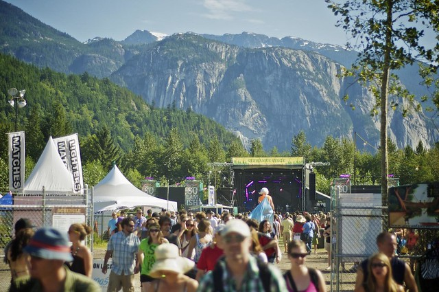 Live at Squamish 2011