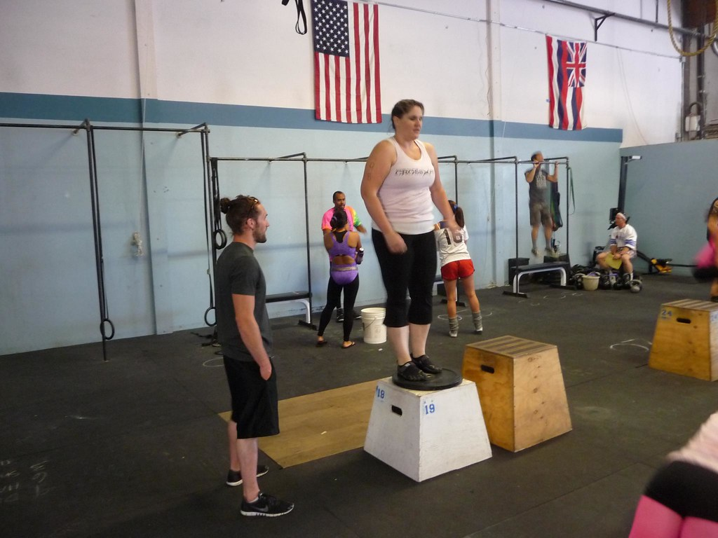 Box Jumps