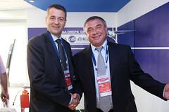 SJI @ MAKS 2011 (SuperJet International) Tags: italia russia jet airshow 100 maks sukhoi avaition 2011 uac superjet aleniaaeronautica regiona superjetinternational finameccanica