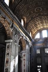 Basilica Papale di San Pietro in Vaticano - 2011 (ioop's) Tags: church religion jesus iglesia romano vaticano cruz cristo catolico