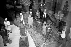 Woodcutting 2.0 (Thomas Boesgaard) Tags: blackandwhite europa europe sweden stockholm skandinavien fujifilm sverige scandinavia olympusxa fujineopan400cnprofessional