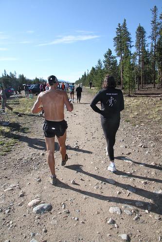 Leadville Trail 100 Run 2011