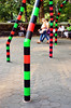 Two by Two (Rachel Citron) Tags: nyc newyorkcity streetart playground nikon centralpark manhattan tony ues mug gothamist publicart benches curbed uppereastside artinstallation timeoutnewyork thelocaleastvillage rachelcitron manhattanusersguide