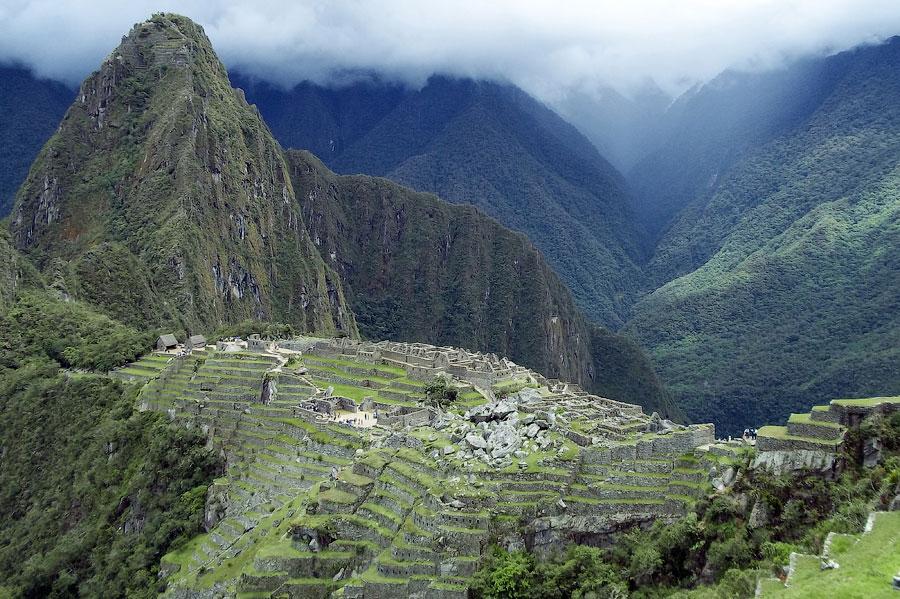 Священная долина инков, Перу