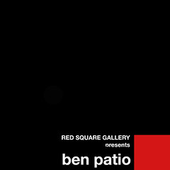 RED SQUARE GALLERY presents Ben Patio (R.S.G.) Tags: architecture photography exhibition interview benpatio redsquaregallery