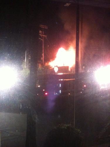 Joe's Restaurant: Venice Beach Fire