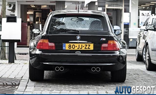S54B32 M Coupe | Black Sapphire | Gray/Black