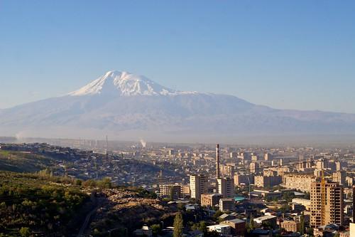 Yerevan to Ararat