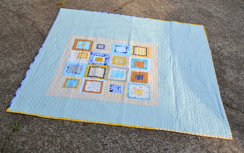 you, me and the ocean quilt.