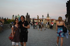"People on Charles Bridge (Karlův most), Prague (Prag/Praha) • <a style=""font-size:0.8em;"" href=""http://www.flickr.com/photos/23564737@N07/6083156358/"" target=""_blank"">View on Flickr</a>"