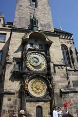 "Prague Astronomical Clock (Prague Orloj)/Staroměstský orlojin (Pražský orloj), Prague (Prag/Praha) • <a style=""font-size:0.8em;"" href=""http://www.flickr.com/photos/23564737@N07/6083159224/"" target=""_blank"">View on Flickr</a>"
