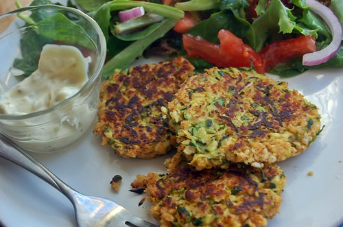Fake Crab Cakes With Tuna