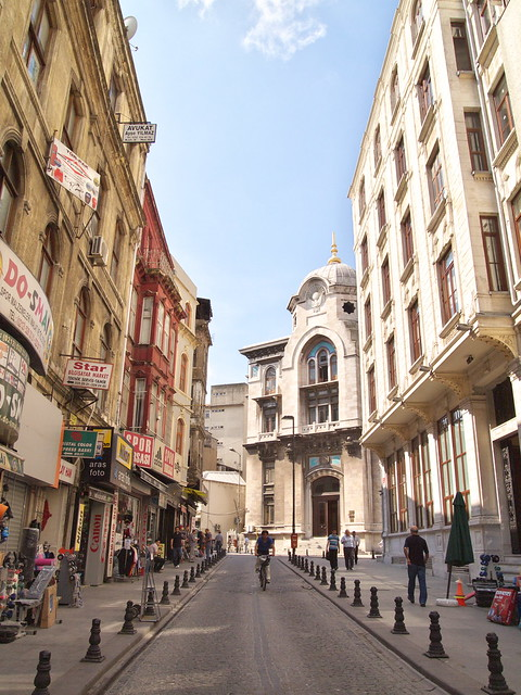 伊斯坦堡街道