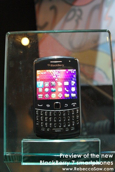 Preview of the new BlackBerry 7 smartphones-8