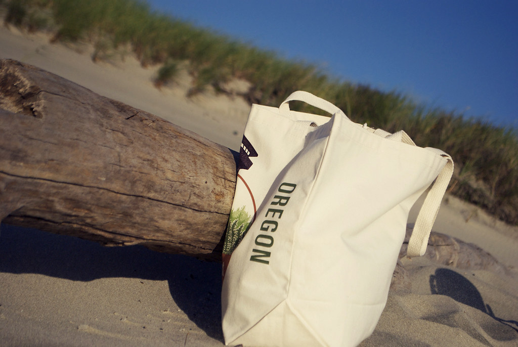 Oregon Coast - Beach Tote