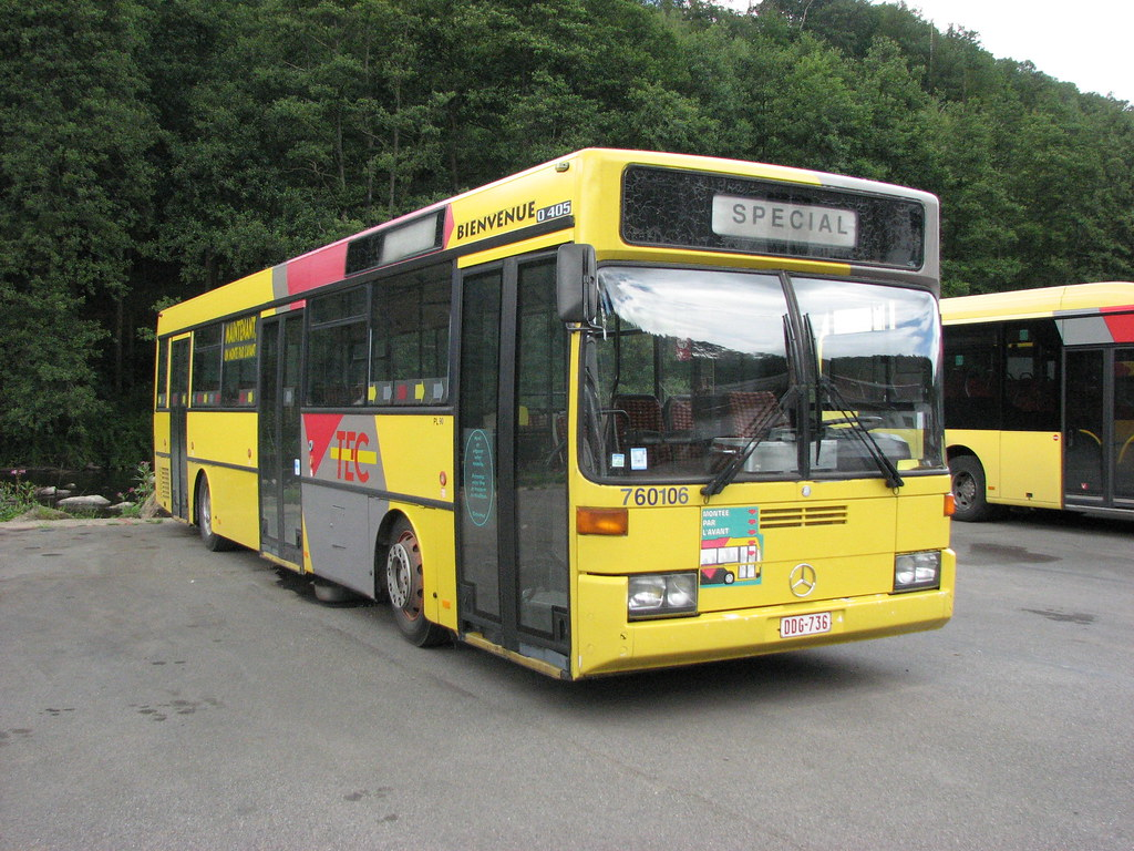 The world 39 s best photos of bus and satracom flickr hive mind - Garage mercedes belgique ...