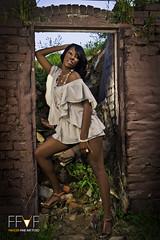 Urban Flower Series 4986 (GInkz) Tags: usa beautiful nebraska curvy fancy africanamerican omaha elegant toned seductive eclectic ebony stilettos sexylegs stylist beautifulsmile alesialester